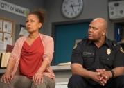 Tamara Tunie and Andre Ware both won Berkshire Theatre Awards. Photo by Scott Barrow.