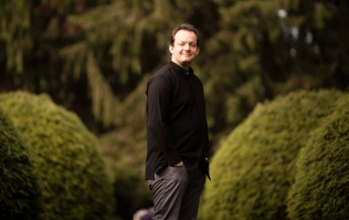Andris Nelsons in a reflective moment. Photo: by Marco Borggreve