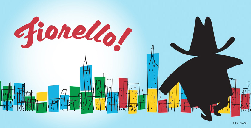 "Fiorello!"" is a musical about New York's favorite big-hearted ..."
