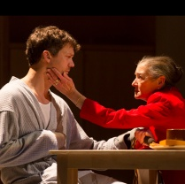 I Was Most Alive With You, by Craig Lucas, at the Huntington Theatre. Photos by T Charles Erickson