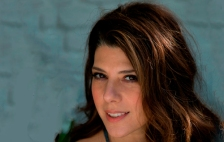 Marisa Tomei stars in The Rose Tattoo at the Williamstown Theatre Festival.
