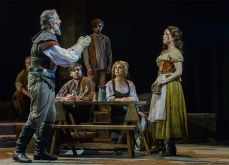 Man of La Mancha at the Weston (Vt) Playhouse.