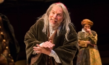 Jonathan Epstein in Merchant of Venice at Shakespeare & Company.