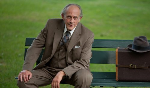 """Christopher Lloyd, who will played Willy Loman in 'Death of a Salesman"""" at the Weston Playhouse, in 2010. (Photo by Matthew Cavanaugh)"""