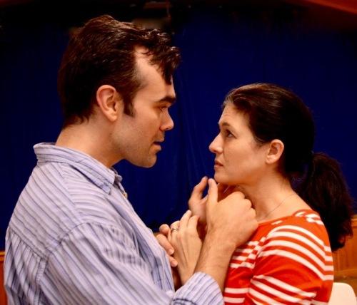 James Barry and Tara Franklin.
