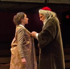 Kate Abbruzzese and Jonathan Epstein.