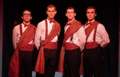Forever Plaid at Theater Barn.