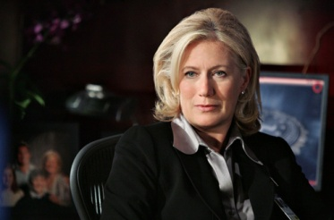 """Jayne Atkinson. Photo by Vivian Zink/ABC Studios/CBS """"About Face"""" -- Supervisor Strauss (Jane Atkinson) oversees the BAU team when they search for a murderer who taunts his victims with """"Missing"""" fliers that feature the soon-to-be victim's photos, on CRIMINAL MINDS, Wednesday, October 31 (9:00-10:00 PM, ET/PT) on the CBS Television Network. Photo: Vivian Zink/ABC Studios ©2007 ABC Studios Television. All Rights Reserved."""
