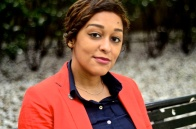 Eve Ewing, photo by photo by Fatimah Asghar.