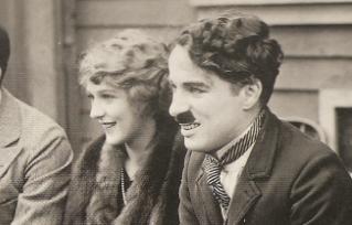 Mary Pickford and Charlie Chaplin