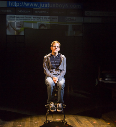 Taylor Trensch. Photo by T. Charles Erickson.