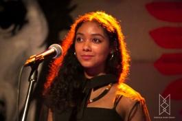 Safia Elhillo, photo by Bianca Rose Bono