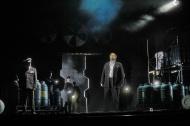 Stuart Skelton as Tristan in Wagner's Tristan und Isolde. Photo by Ken Howard/ Metropolitan Opera.