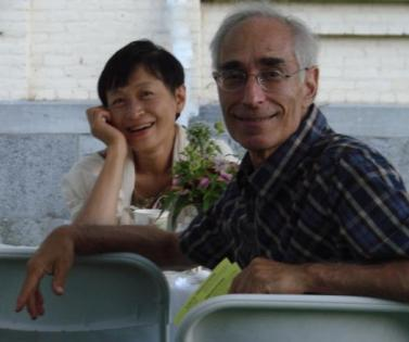 Kaori Washiyama (violin) and Dan Shulman (piano) perform in Spencertown.