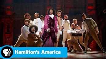 Hamilton's America on Great Performances.