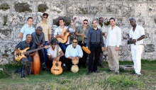 The Havana, Cuba All-Stars