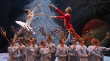 The Bolshoi Ballet's classic and spectacular Nutcracker Live in HD.