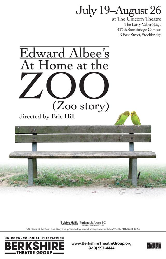 edward albee the zoo story analysis