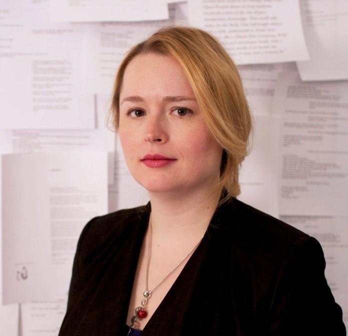"""The Droll"" playwright Meg Miroshnik"