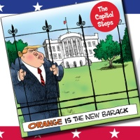 "REVIEW: Capitol Steps ""Orange is the New Barack"""
