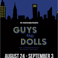 Guys and Dolls Opens at The Theater Barn
