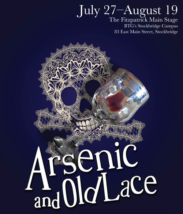 arsenic and old lace review Theatre review of arsenic and old lace (joseph kesselring) at derby playhouse, reviewer: steve orme.