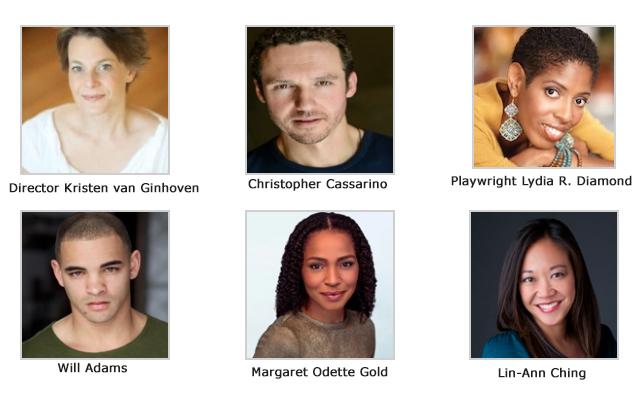 Smart People Cast