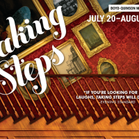 """REVIEW: """"Taking Steps"""" at Barrington Stage"""