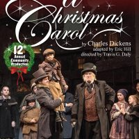 "Berkshire Theatre Group's Community Production of ""A Christmas Carol"" Returns to The Colonial Theatre"