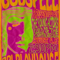 "Young Actors Guild Presents ""Godspell"""