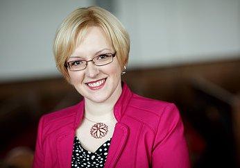 Conductor and Artistic Advisor Maria Sensi Sellner