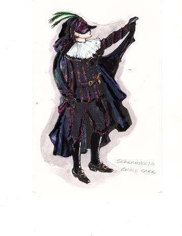 Scarramuccio-Opera
