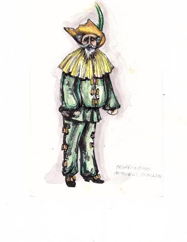 Truffaldino-Opera