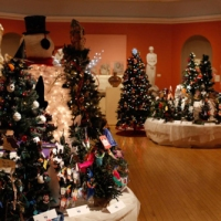 Berkshire Museum presents the Whimsical, Wonderful Festival of Trees 2017