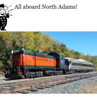 Hoosac Valley Train Ride Announces Fall Schedule
