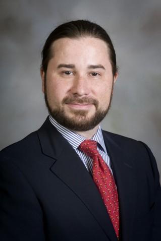 Michael Alexander, Asst Professor, History