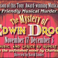"A Holiday Treat: Rupert Holmes Brings an All-New ""...Drood"" to Hubbard Hall"