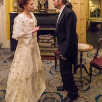 "Dysfunction at Its Finest: NorthEast Theatre Ensemble Brings ""The Little Foxes"" to the Ten Broeck Mansion"