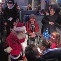"The ""Tinseliner"" Returns to Berkshire Scenic Railway's Hoosac Valley Service"