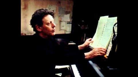 Composer Philip Glass