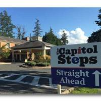 The Capitol Steps Return to Cranwell for Summer 2018