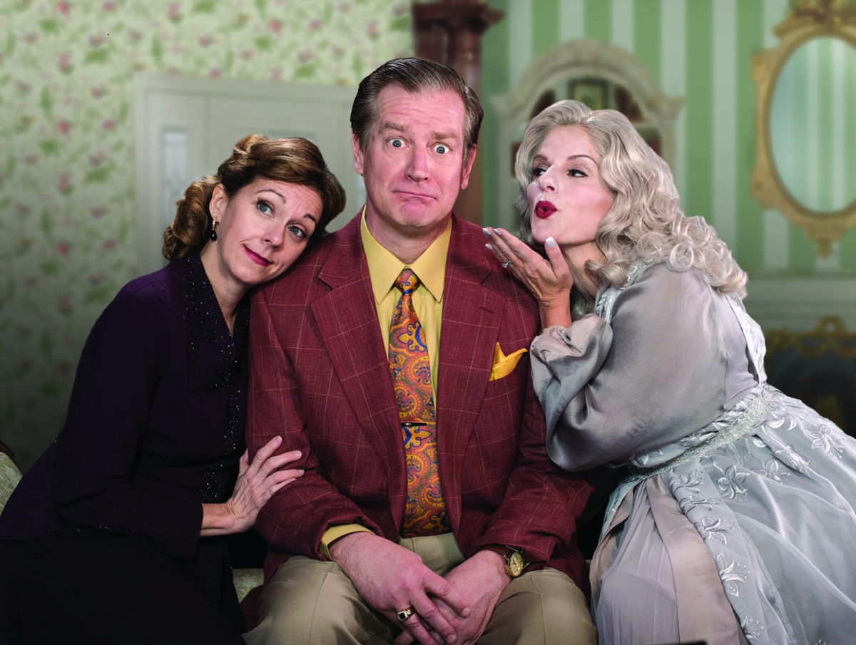 "REVIEW: ""Blithe Spirit"" at Capital Repertory Theatre"