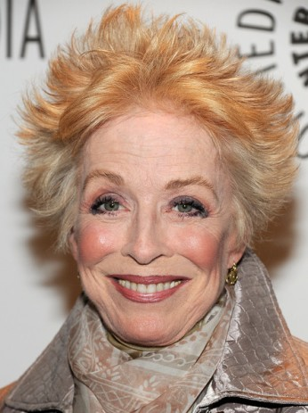 Playwright Holland Taylor.