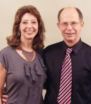 Lynne and Jay Kerr