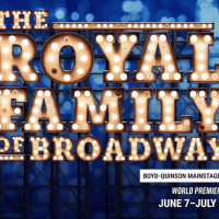"REVIEW: ""The Royal Family of Broadway"" at Barrington Stage"