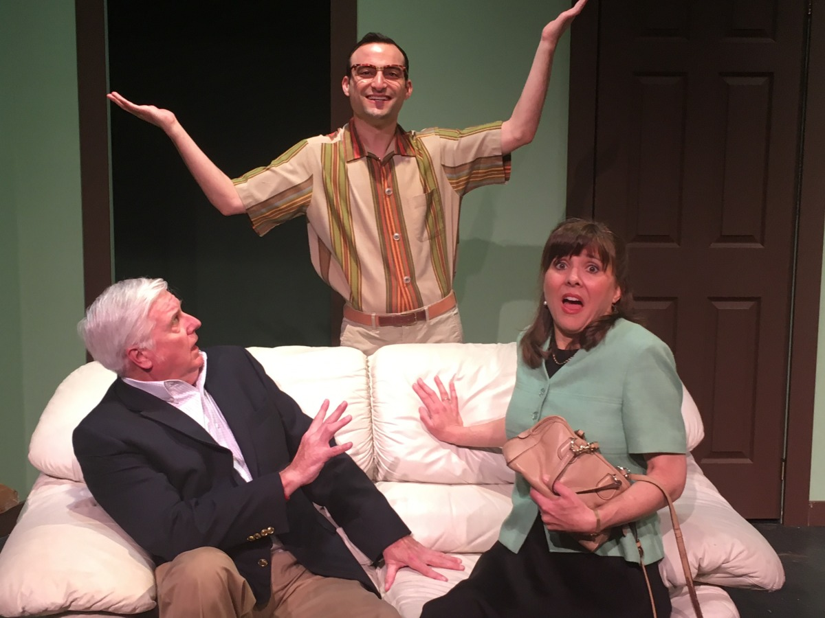 "The Theater Barn's 35th Summer Season Opens with ""The Nerd"""