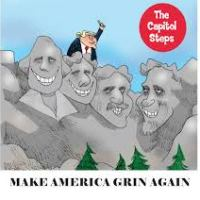 """REVIEW: """"Make America Grin Again,"""" The Capitol Steps at Cranwell 2018"""