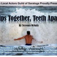 "The Local Actors Guild of Saratoga Presents Terrence McNally's ""Lips Together, Teeth Apart"""