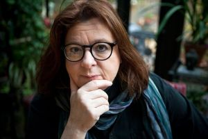 Playwright Theresa Rebeck.
