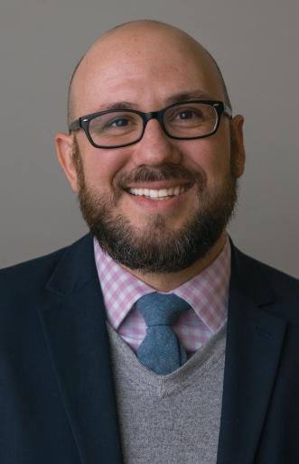 Nick DeMarco, Director of Corporate Sponsorships